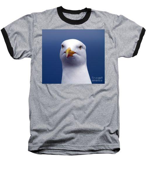 One Strange Bird Baseball T-Shirt