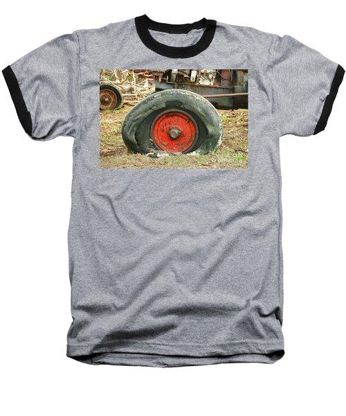 Only Flat On The Bottom Baseball T-Shirt