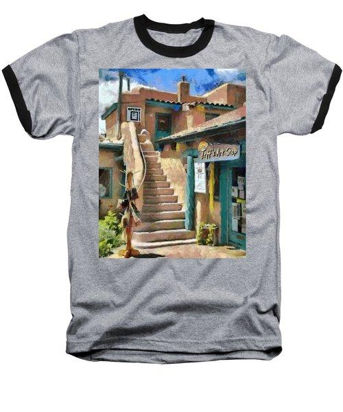 Open For Business Baseball T-Shirt