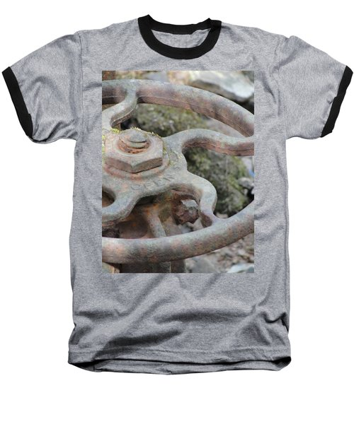 Baseball T-Shirt featuring the photograph Open Or Close by Tiffany Erdman