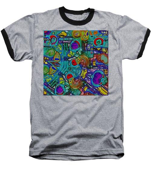 Organized Chaos Baseball T-Shirt