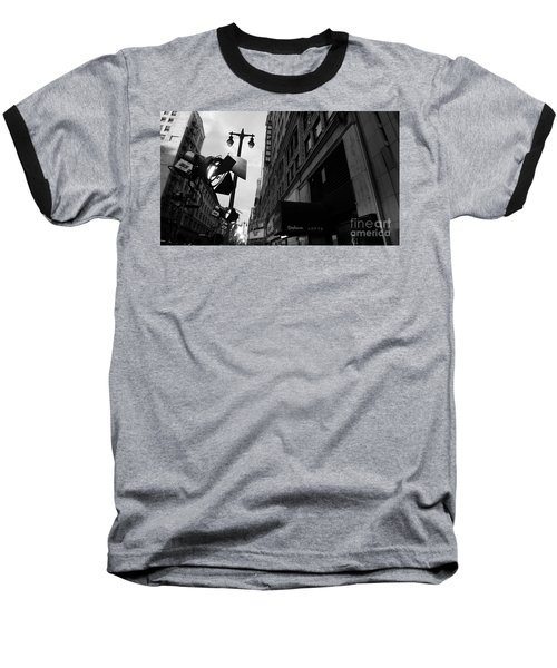 Baseball T-Shirt featuring the photograph Orpheum Theater by Nina Prommer