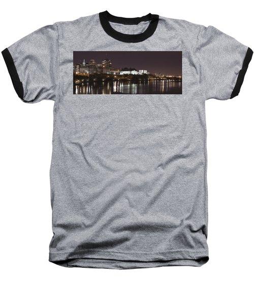 Baseball T-Shirt featuring the photograph Ottawa Skyline by Eunice Gibb