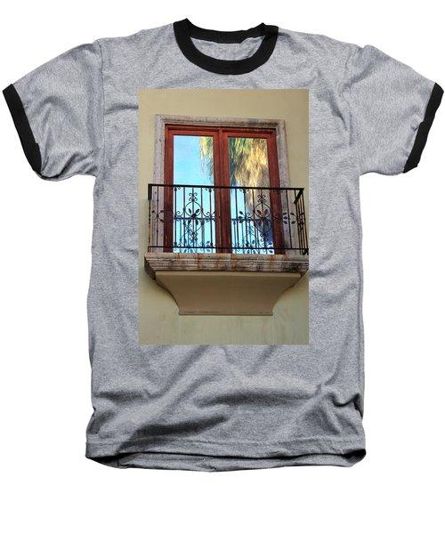 Outer Reflection Baseball T-Shirt