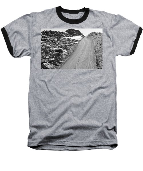 Over The Edge Baseball T-Shirt