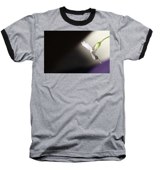 Baseball T-Shirt featuring the photograph Oxalis Bloom by Kume Bryant