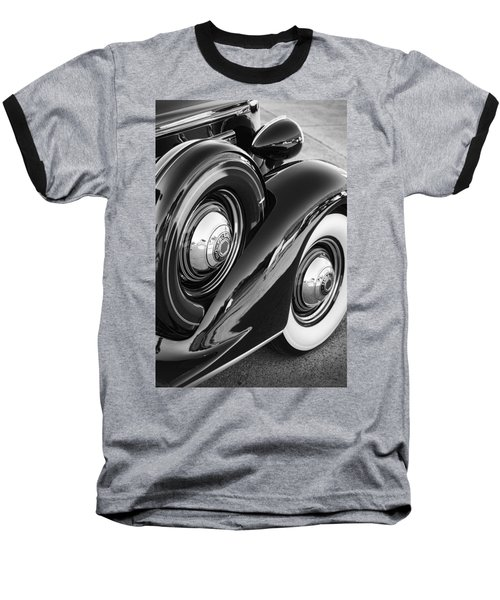 Baseball T-Shirt featuring the photograph Packard One Twenty by Gordon Dean II