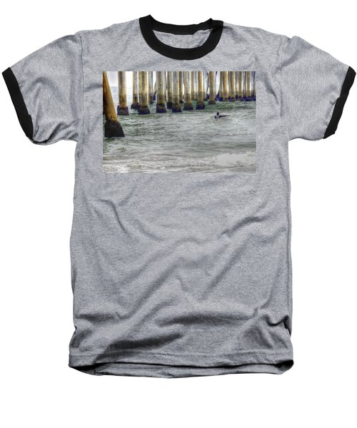 Paddling Out Baseball T-Shirt