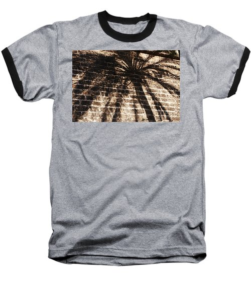 Palm Tree Cup Baseball T-Shirt