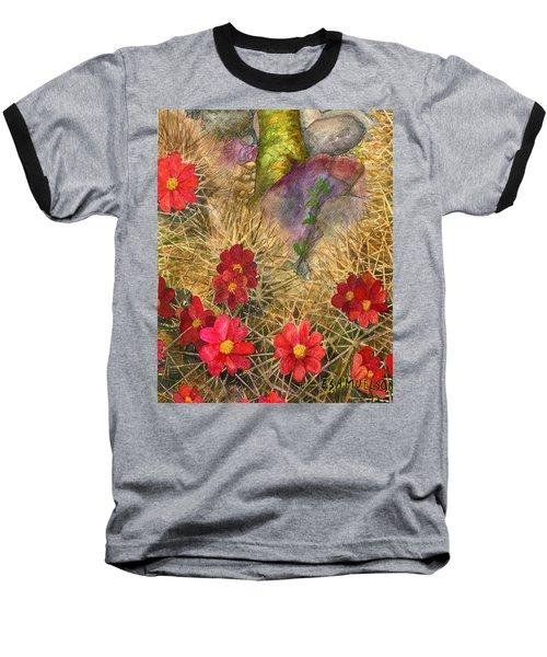 Palo Verde 'mong The Hedgehogs Baseball T-Shirt