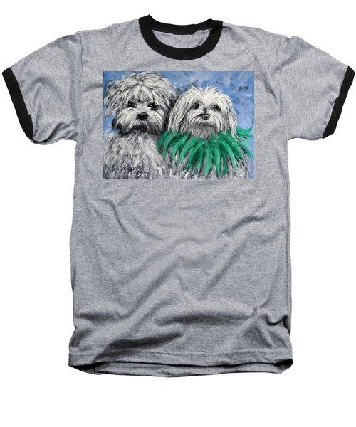 Parade Pups Baseball T-Shirt
