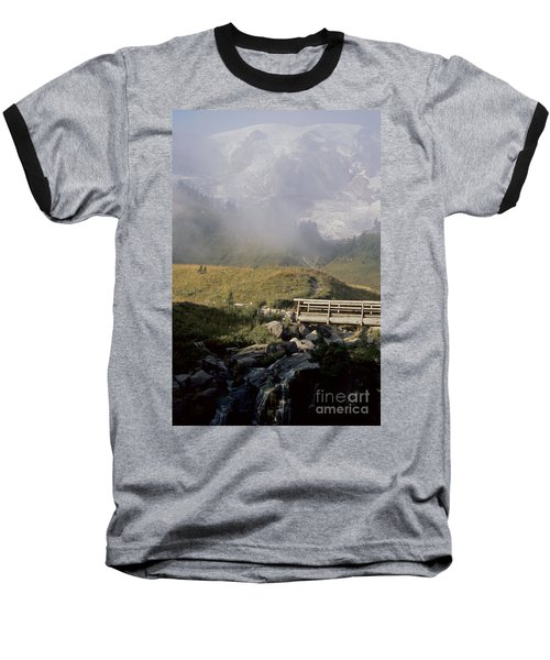 Baseball T-Shirt featuring the photograph Paradise Valley by Sharon Elliott