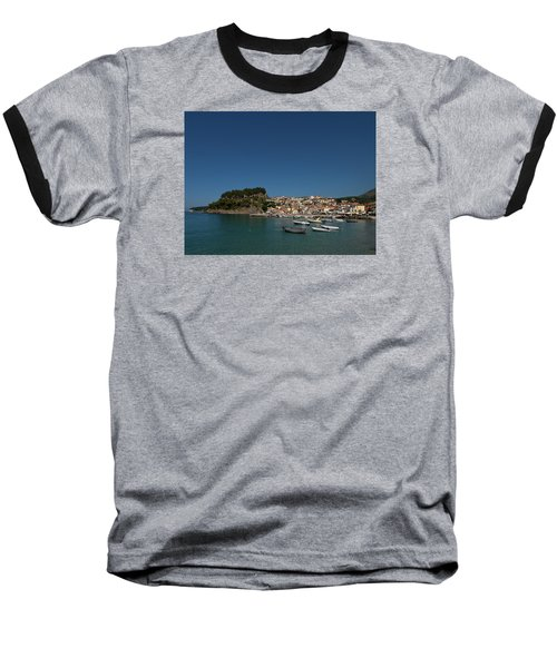 Parga  Baseball T-Shirt
