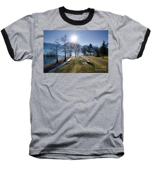 Park On The Lakefront Baseball T-Shirt