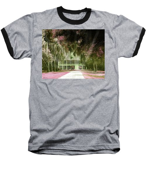 Parlange Plantation Circa 1750 New Roads La Baseball T-Shirt