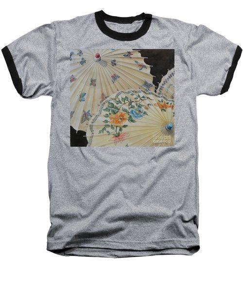 Parosol Parade Sold  Baseball T-Shirt