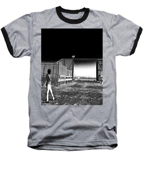 Passage Baseball T-Shirt by Marlo Horne