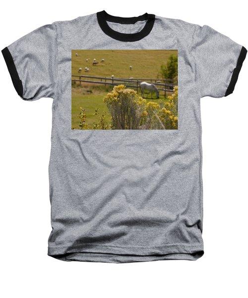 Pastures Baseball T-Shirt