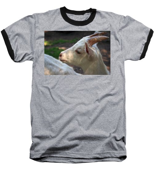 Baseball T-Shirt featuring the photograph Patience Is A Virtue by Kay Novy