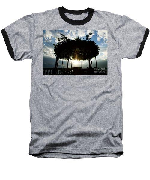 Patio Baseball T-Shirt