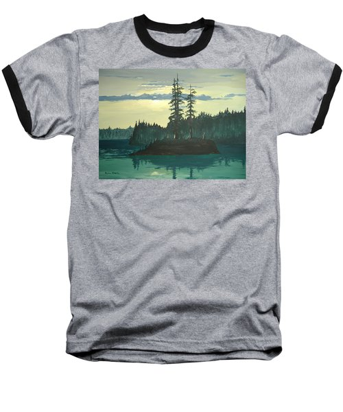 Peace And Quiet Baseball T-Shirt
