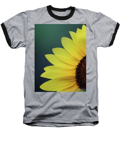 Baseball T-Shirt featuring the photograph Pedals Of Sunshine by Cathie Douglas