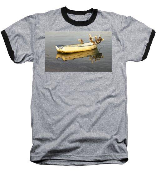 Pelican Express Baseball T-Shirt