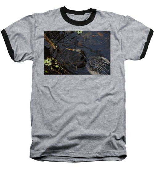 Perfect Catch Baseball T-Shirt by David Lee Thompson