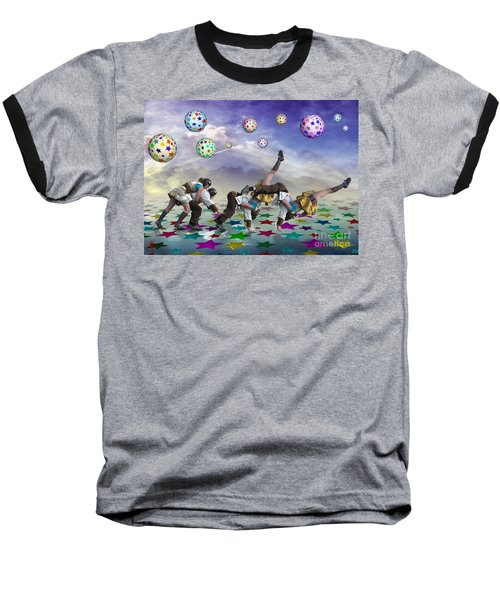 Perfect Coupling Baseball T-Shirt