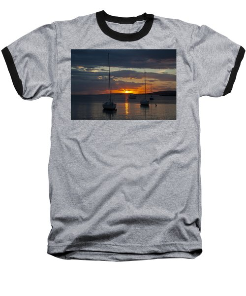 Perfect Ending In Puerto Rico Baseball T-Shirt