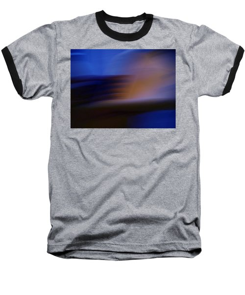 Baseball T-Shirt featuring the photograph Photo Mixture Experiment by Colette V Hera  Guggenheim
