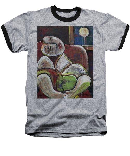 Picasso Dream For Luna Baseball T-Shirt