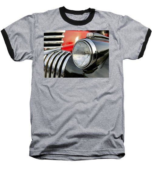 Pickup Chevrolet Headlight. Miami Baseball T-Shirt