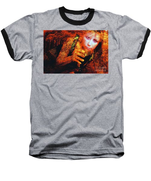 Picnic In The Forest Baseball T-Shirt