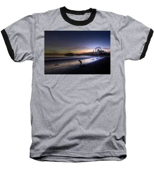 Pier Child Baseball T-Shirt