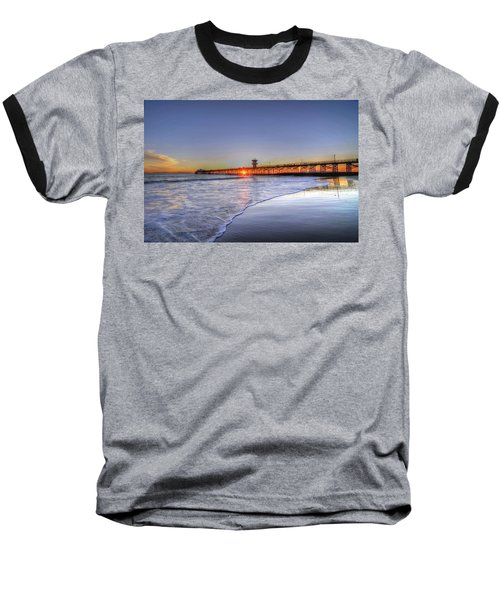 Pier Vista Baseball T-Shirt