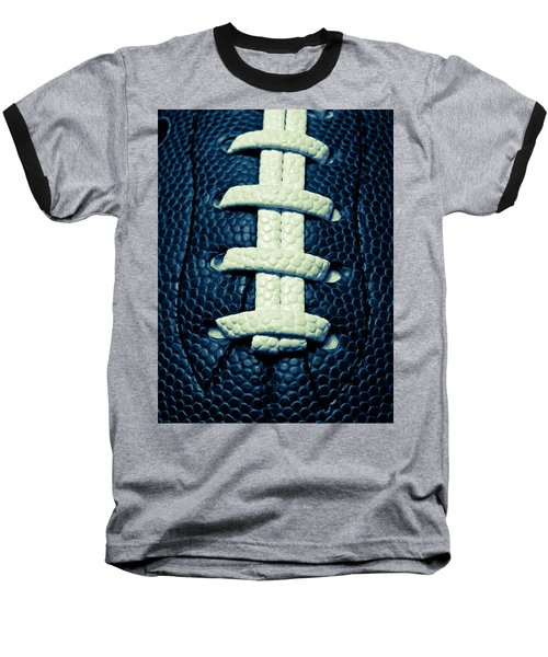 Baseball T-Shirt featuring the photograph Pigskin by Julia Wilcox
