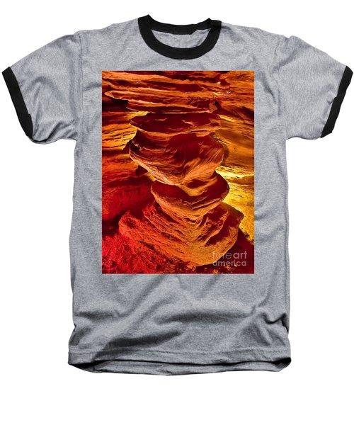 Pillar Of Hercules Baseball T-Shirt