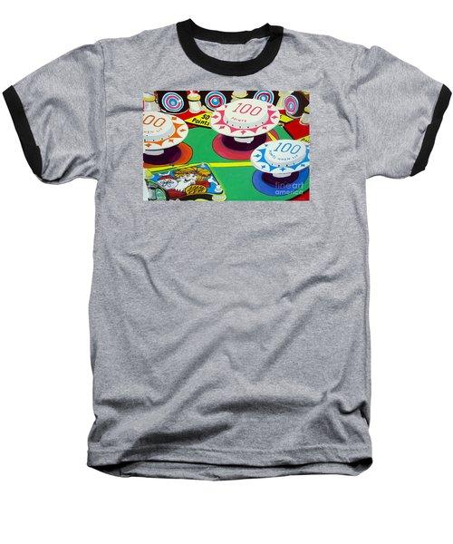 Pinball Wizard Baseball T-Shirt