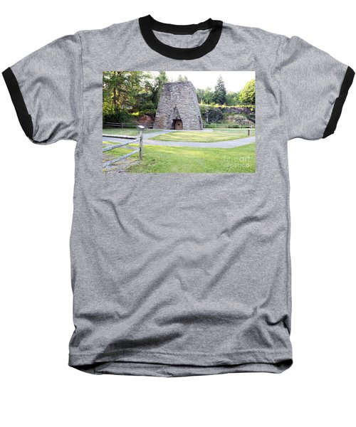 Baseball T-Shirt featuring the photograph Pine Grove Furnace State Park by Tony Cooper