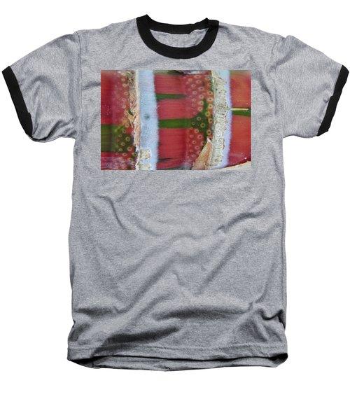 Pink Sugarcane 3 Baseball T-Shirt