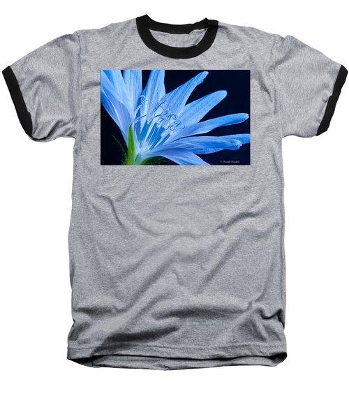 Baseball T-Shirt featuring the photograph Pistil's Of Chicory by Randall Branham