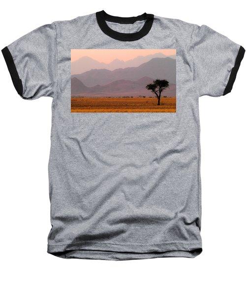Plain Tree Baseball T-Shirt