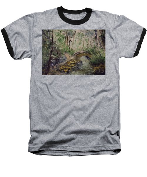 Pleasant Stroll Baseball T-Shirt