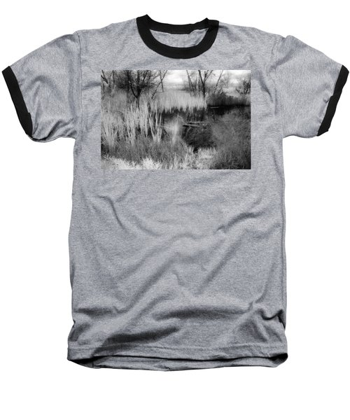 Pond Baseball T-Shirt by Mark Greenberg