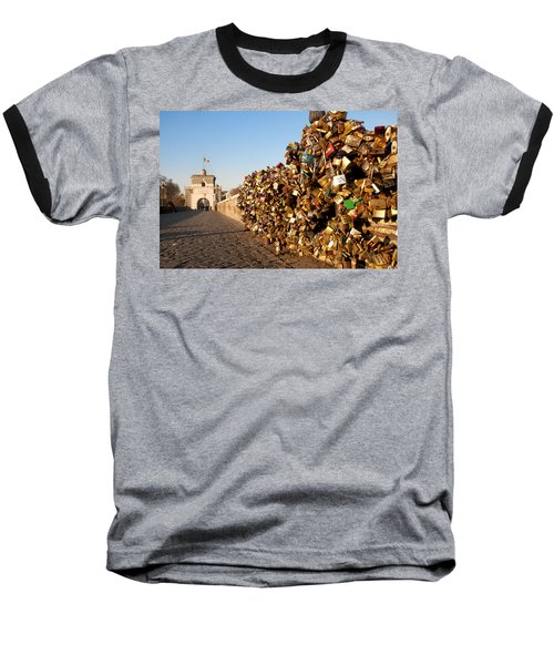 Ponte Milvio Baseball T-Shirt