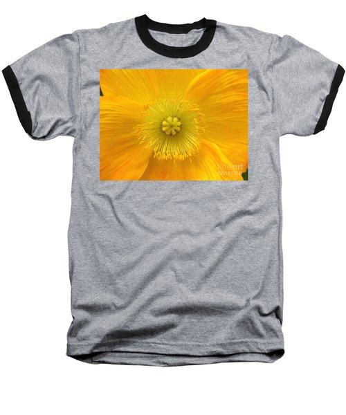 Poppy 2 Baseball T-Shirt