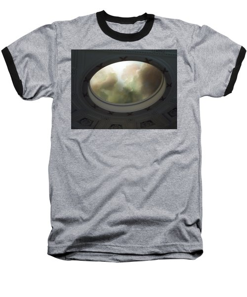 Portal To Heaven Baseball T-Shirt
