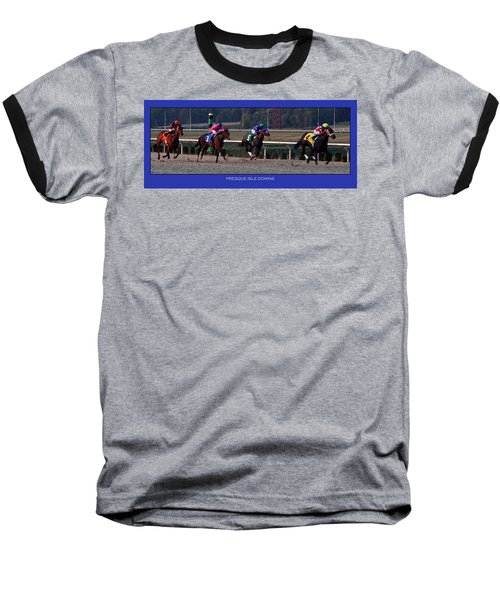 Presque Isle Downs Baseball T-Shirt