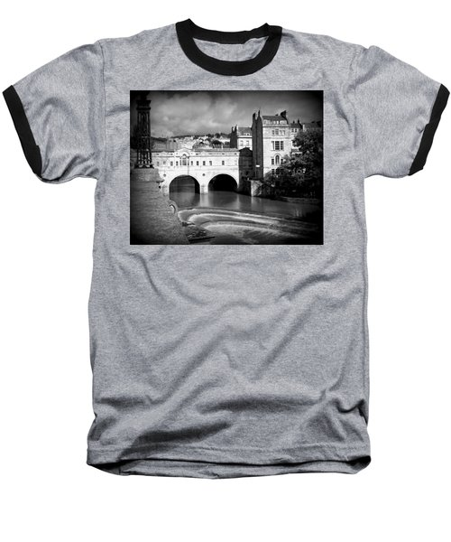 Pulteney Bridge Baseball T-Shirt